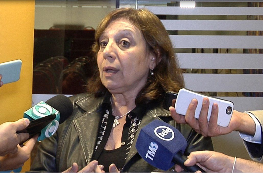 Hallaron en Argentina el cuadro de Figari robado del despacho de Ana Olivera