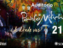 Pablo Milich presenta su disco ¿A dónde vas?