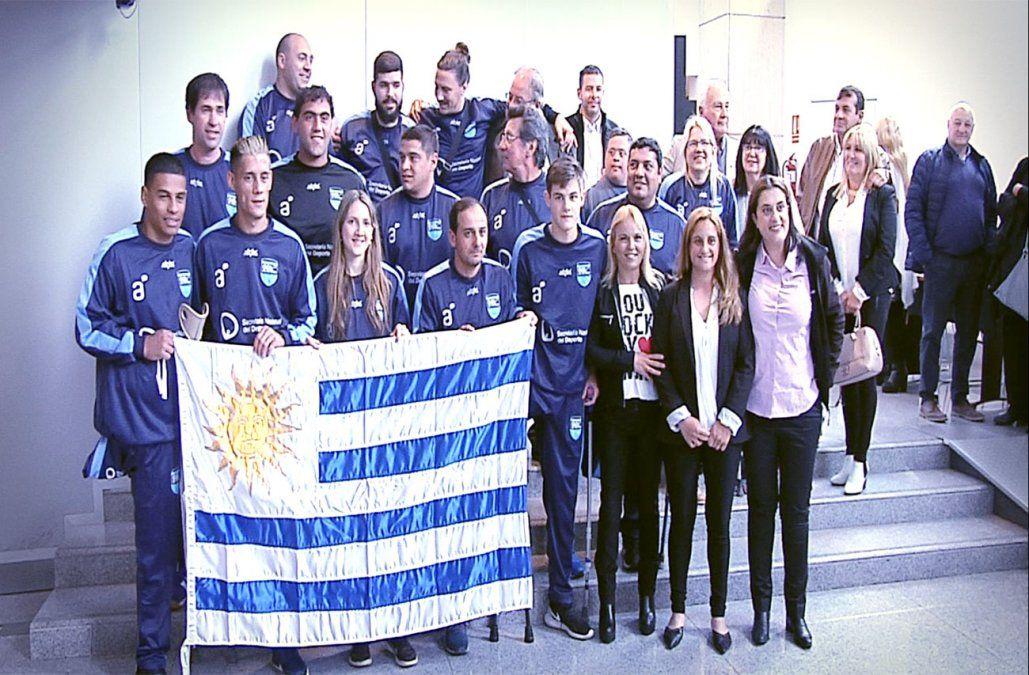 14 uruguayos defenderán a la Celeste en su primer Mundial de Fútbol de Amputados