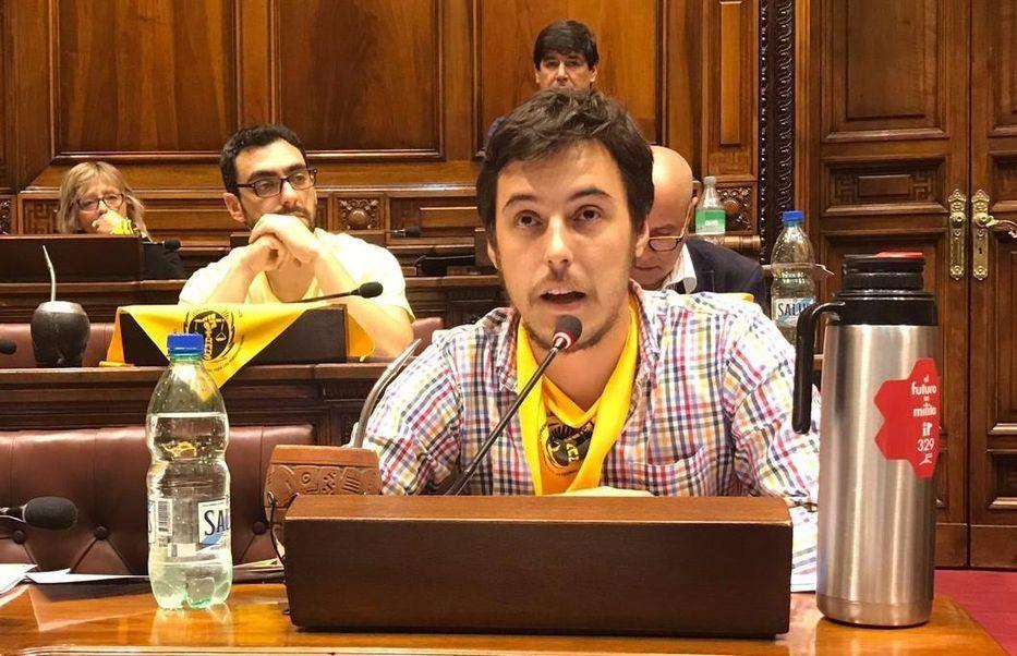 Diputado Martín Couto (Ir