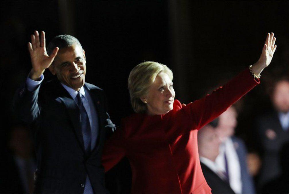 Interceptan posibles dispositivos explosivos destinados a Obama y Clinton