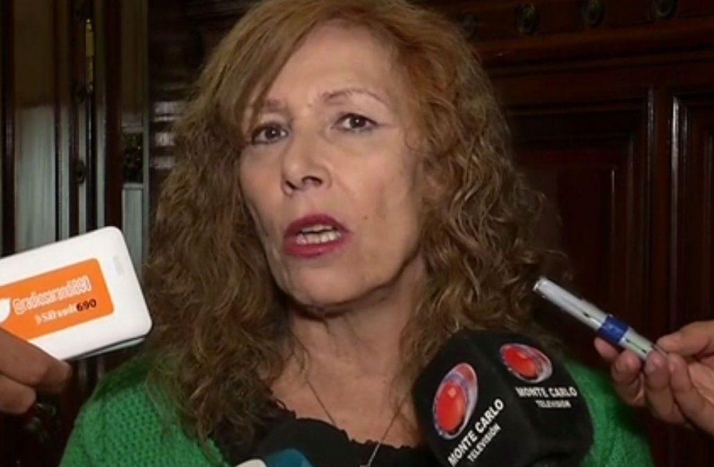 Senadora Constanza Moreira