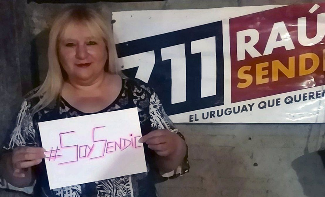 #SoySendic, la campaña para evitar que el Frente Amplio proscriba al exvicepresidente