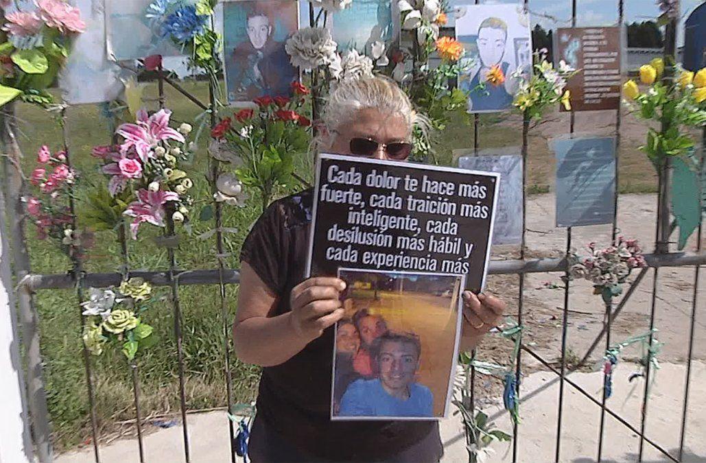 Familiares de víctimas del incendio en Meteoro se movilizan a 2 años de la tragedia