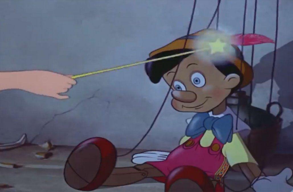 Pinocho, un clásico de Disney que retorna a la pantalla grande