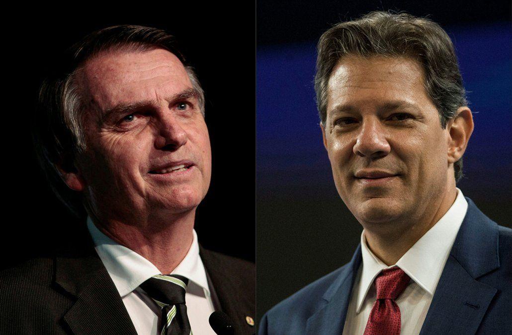 Día clave para el futuro de Brasil: se define giro a la derecha