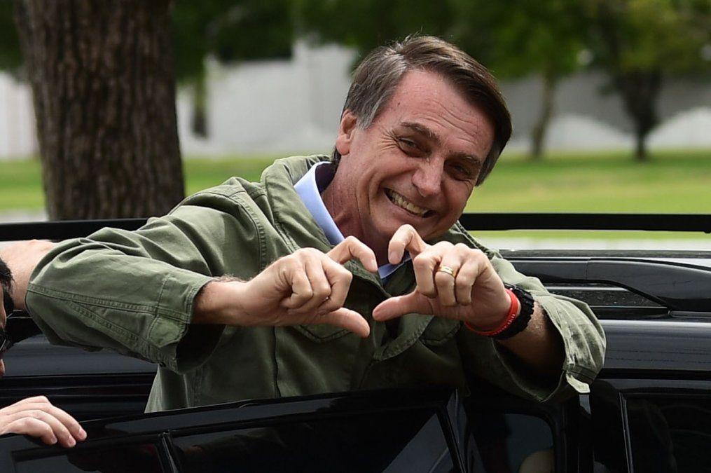 Elecciones en Brasil: ya votaron Bolsonaro y Haddad