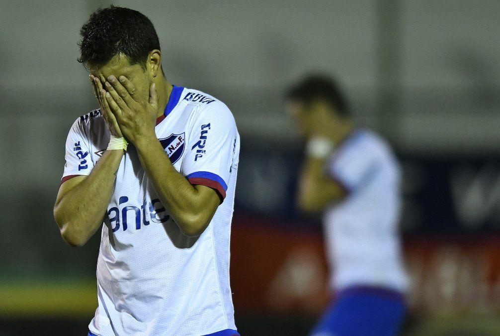 Nacional empató 2-2 ante Atenas en Maldonado y perdió la Tabla Anual