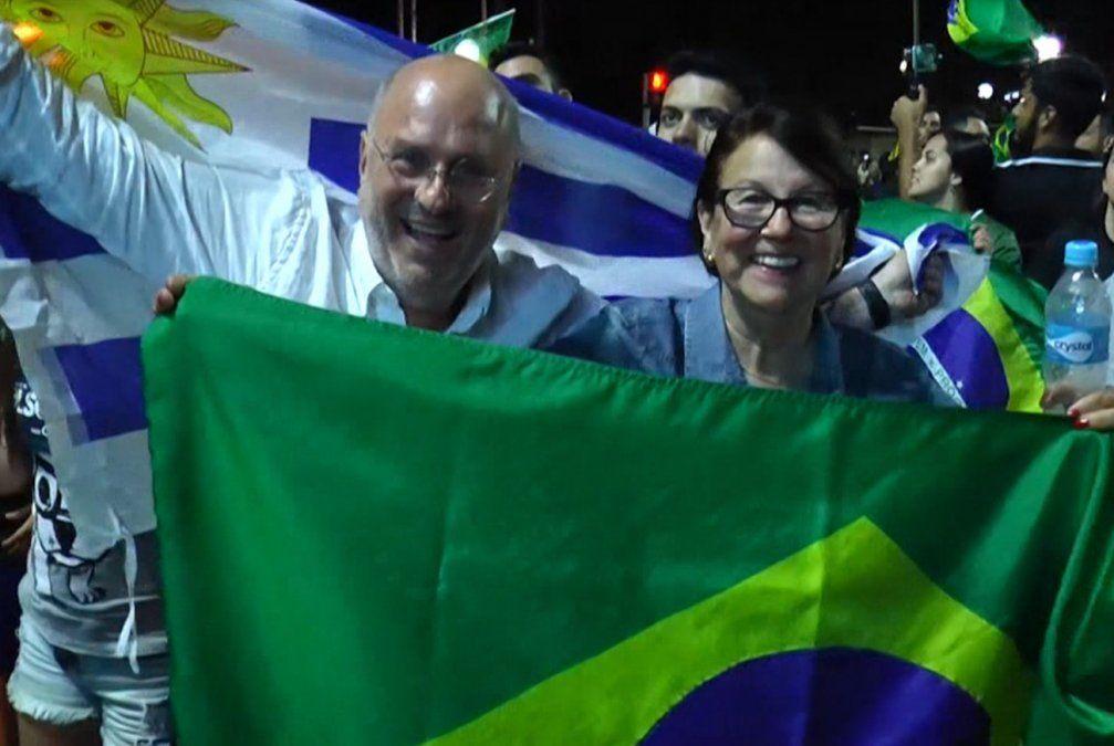 Viaje de Novick a Rivera para celebrar a Bolsonaro: veamos si pasa en Uruguay