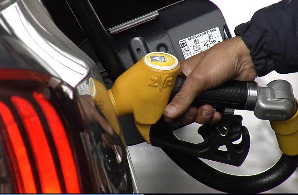 Gobierno descartó suba de combustibles para no afectar la producción y el transporte