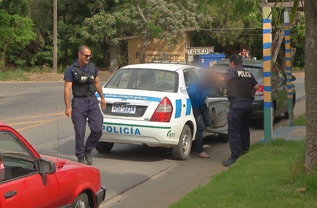 Arresto ciudadano en Toledo: 120 días de prisión preventiva para el rapiñero