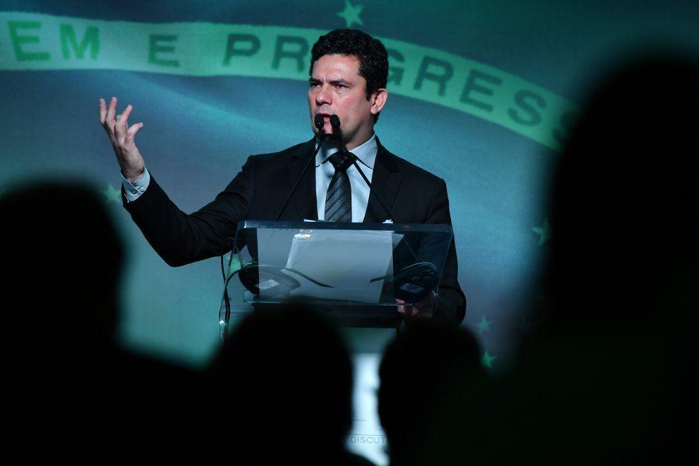 Juez Sergio Moro se siente honrado con invitación de Bolsonaro a su gobierno