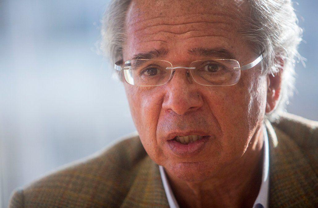 Ministro de Economía de Bolsonaro: No quise desmerecer al Mercosur