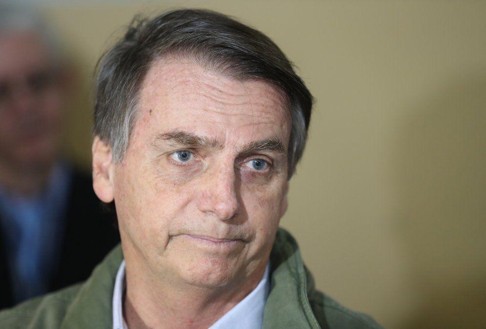Bolsonaro se opone a unificación de chapas de vehículos de Mercosur