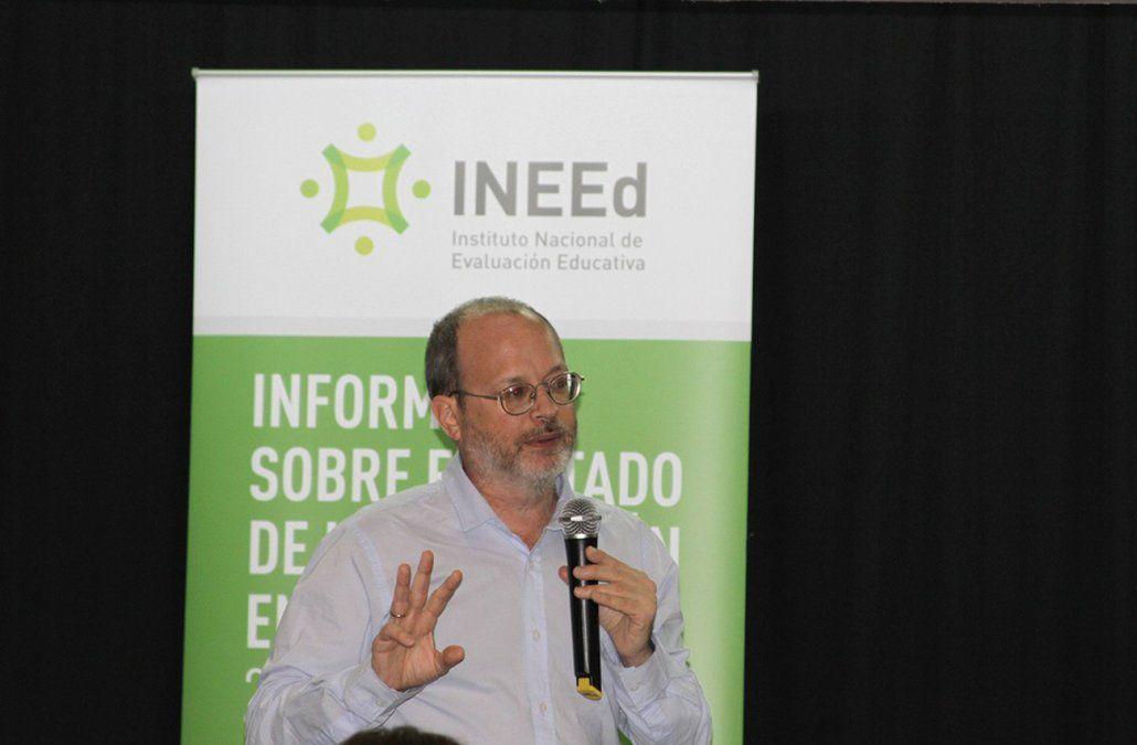 El Dr. Mariano Palamidessi evaluaba el desempeño educativo en Uruguay