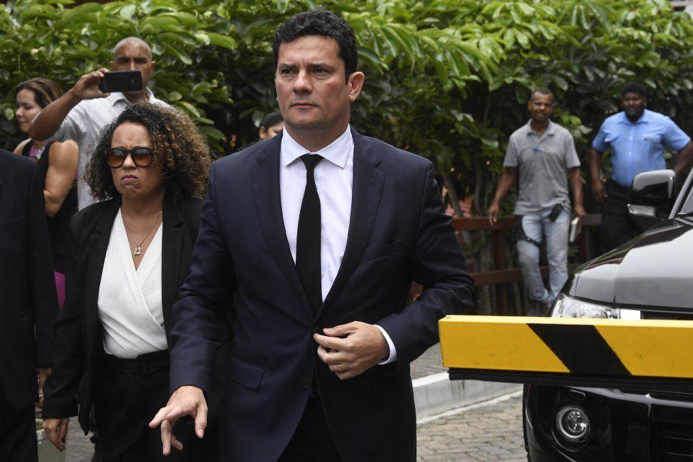 El juez Moro, que condenó a Lula, será el ministro de Justicia de Bolsonaro