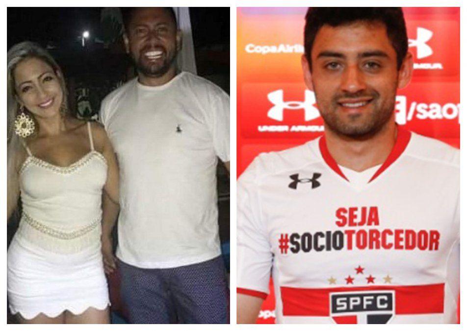 Los insólitos últimos mensajes del jugador brasilero que asesinaron