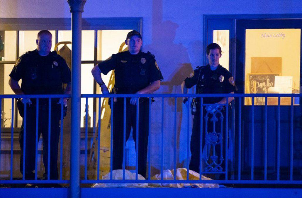 Dos muertos y varios heridos en tiroteo en centro de yoga de EEUU