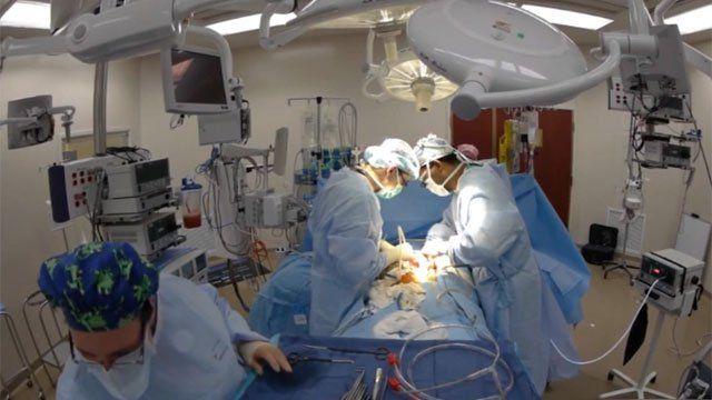 Anestesistas y cirujanos paran entre el lunes y miércoles