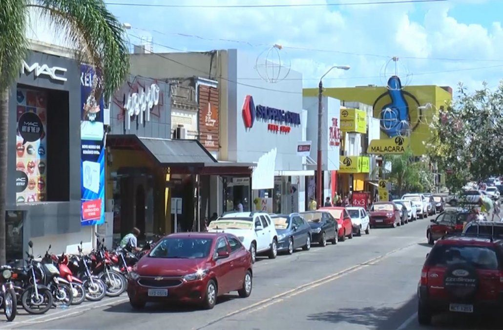 Los free-shops fueron creados en 1986 con un cambio a favor del lado uruguayo.