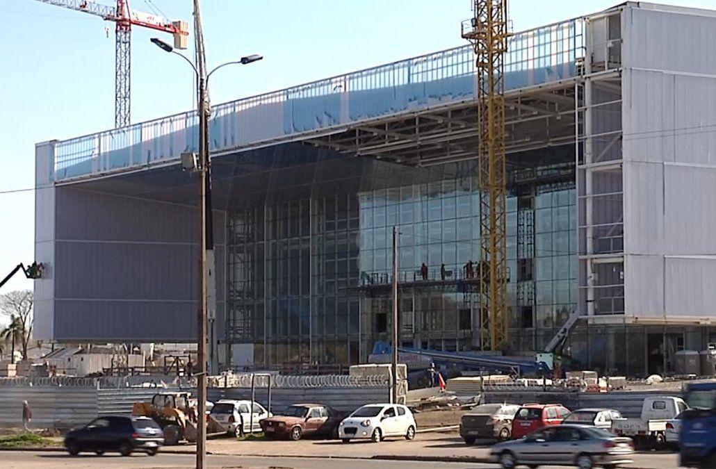 El lunes 12 se inaugura Antel Arena con entradas agotadas y a beneficio