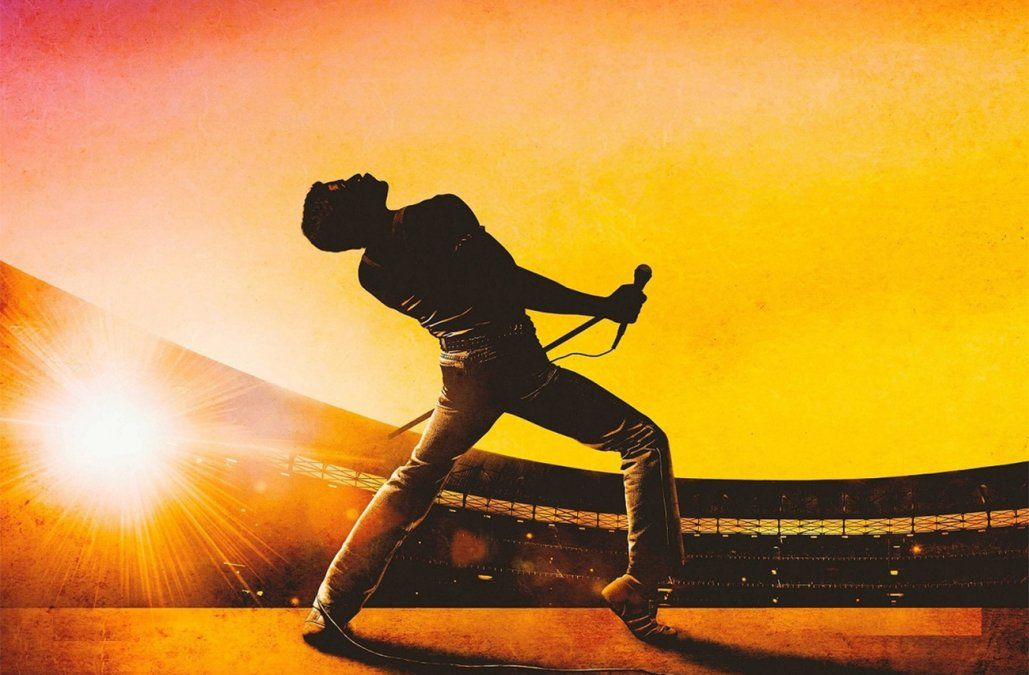 Bohemian Rhapsody y Queen al frente de la taquilla norteamericana