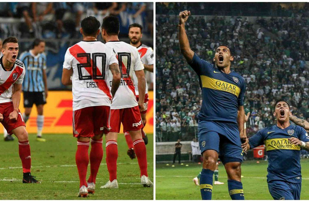 River y Boca se juegan algo más que una final de la Libertadores.