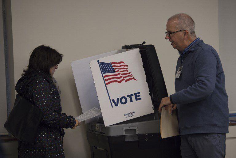 Voto electrónico en Fairfax County