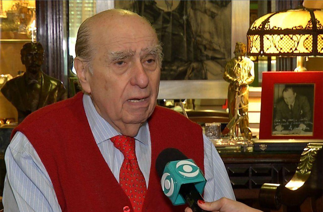 Sanguinetti está cerca de ser candidato y ya piensan en la fórmula con Patricia Damiani