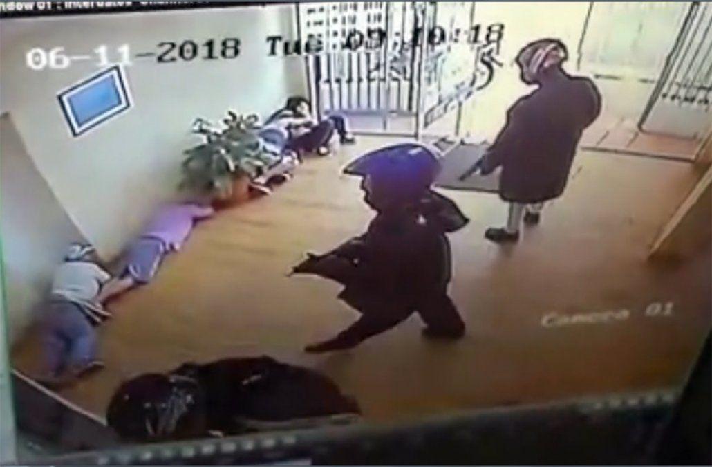 Rapiñan local de RedPagos en Maldonado usando un hacha