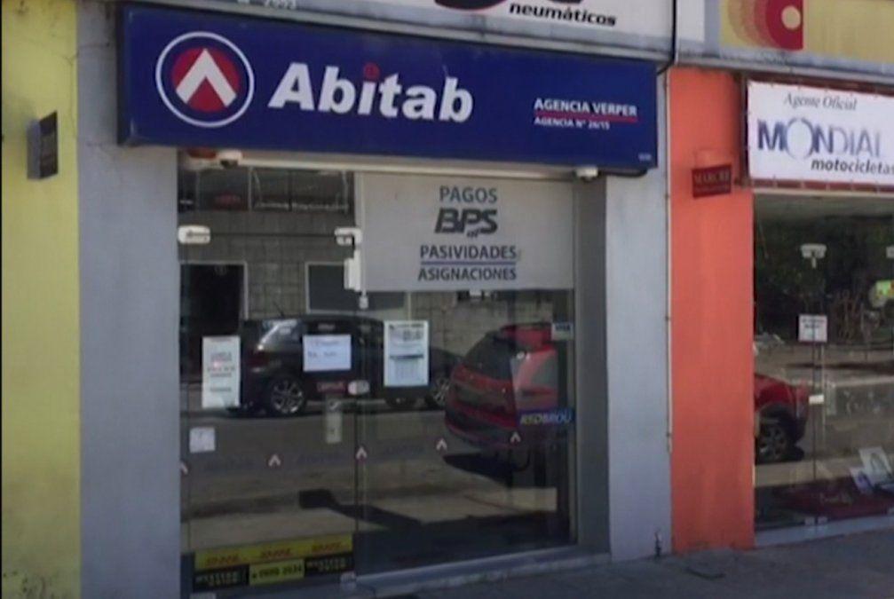 Rapiñan otro local de pagos, esta vez en Ciudad Rodríguez, San José