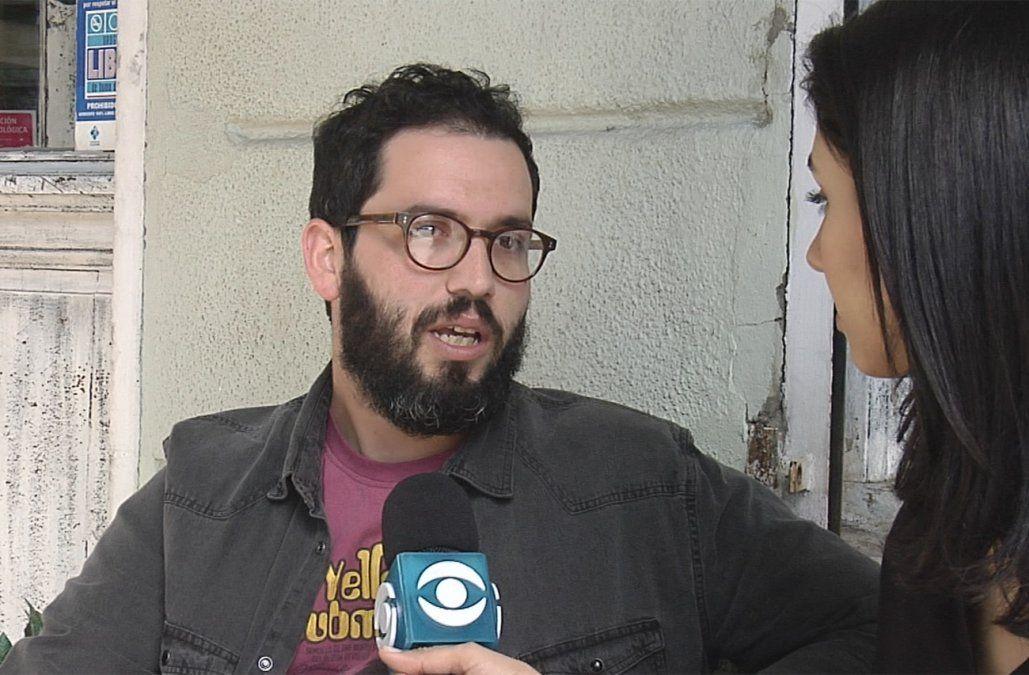 Diego González presenta UNO, su primer álbum, en la sala Hugo Balzo del Sodre