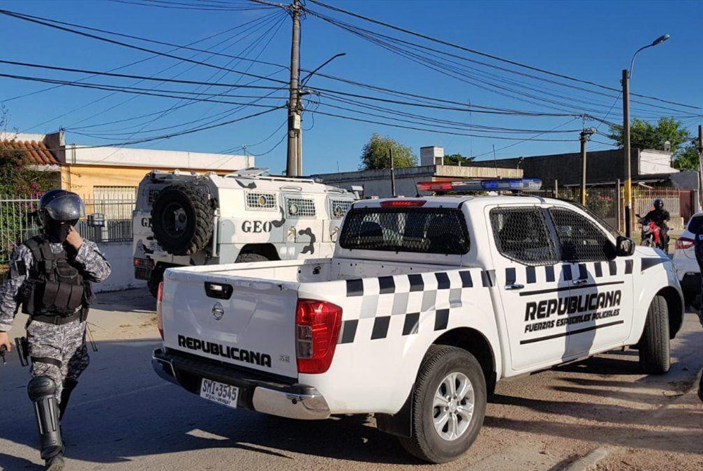 Formalizaron ante la Justicia a seis de los ocho detenidos en la Cruz de Carrasco