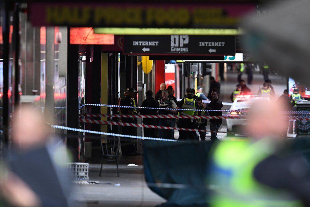 Estado Islámico reivindica el ataque con cuchillo en Melbourne
