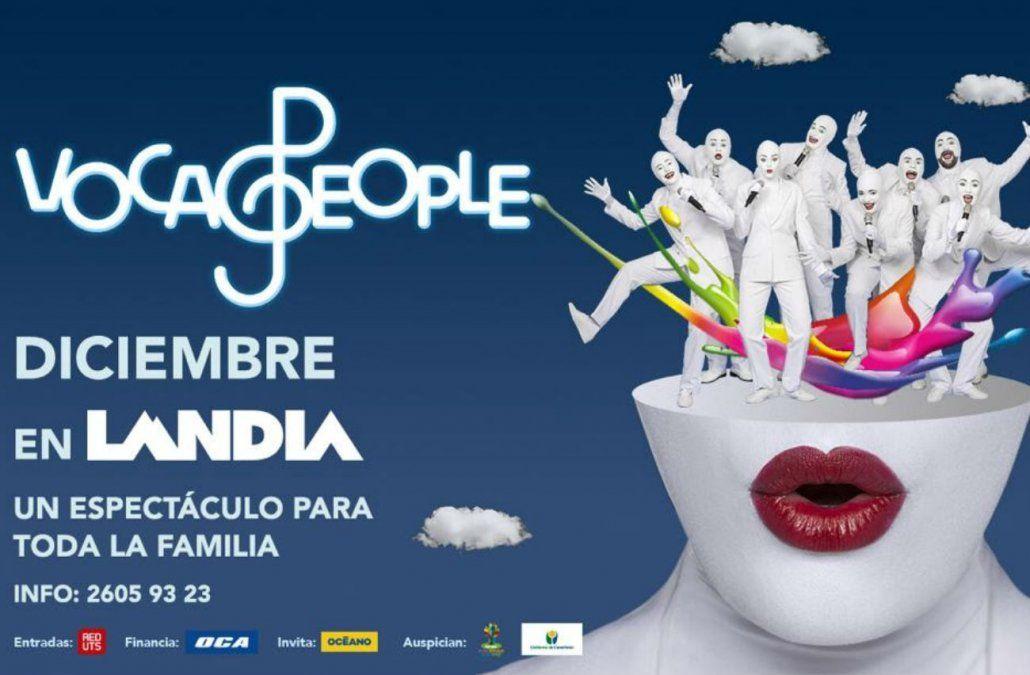 Vuelve a Uruguay Voca People, una aventura musical original y emocionante