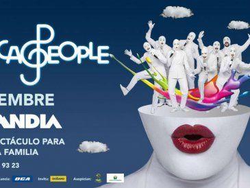 """Vuelve a Uruguay """"Voca People"""", una aventura musical original y emocionante"""