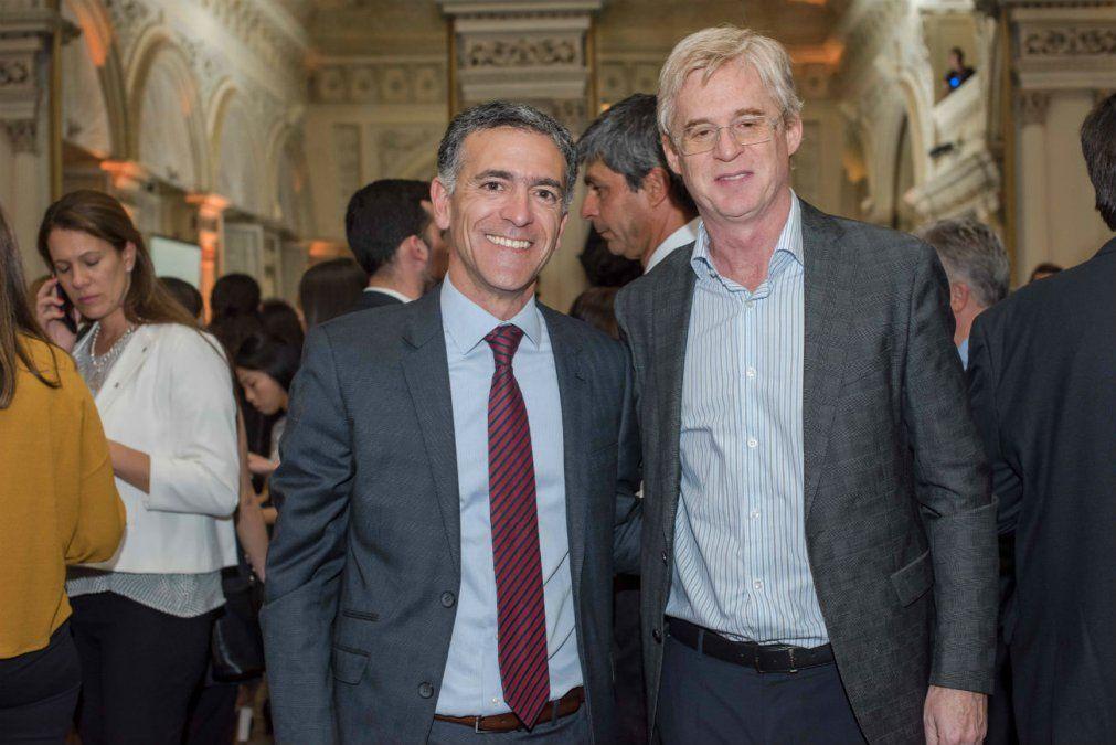 Pablo Moyal y Horacio Correge