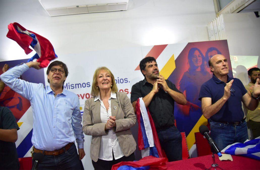 FOTO: Cuenta oficial del Frente Amplio en Twitter @Frente_Amplio