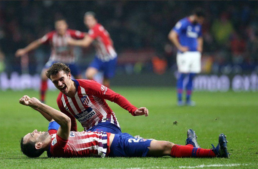 FOTO: Publicada por Atlético Madrid en Twitter.