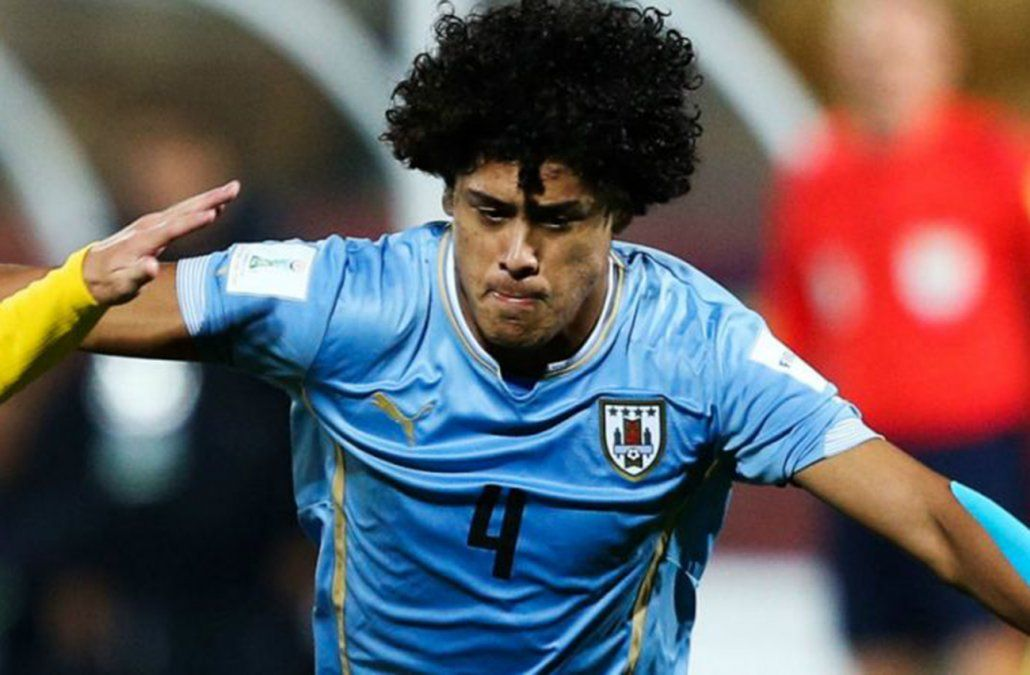 Lemos está a préstamo en el Sassuolo de Italia. Antes jugó en Las Palmas.
