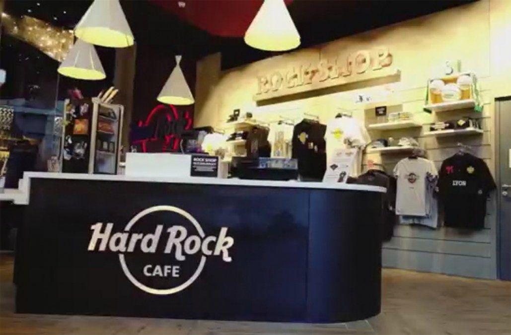 Más de 2.000 personas se postularon para trabajar en Hard Rock Café Montevideo