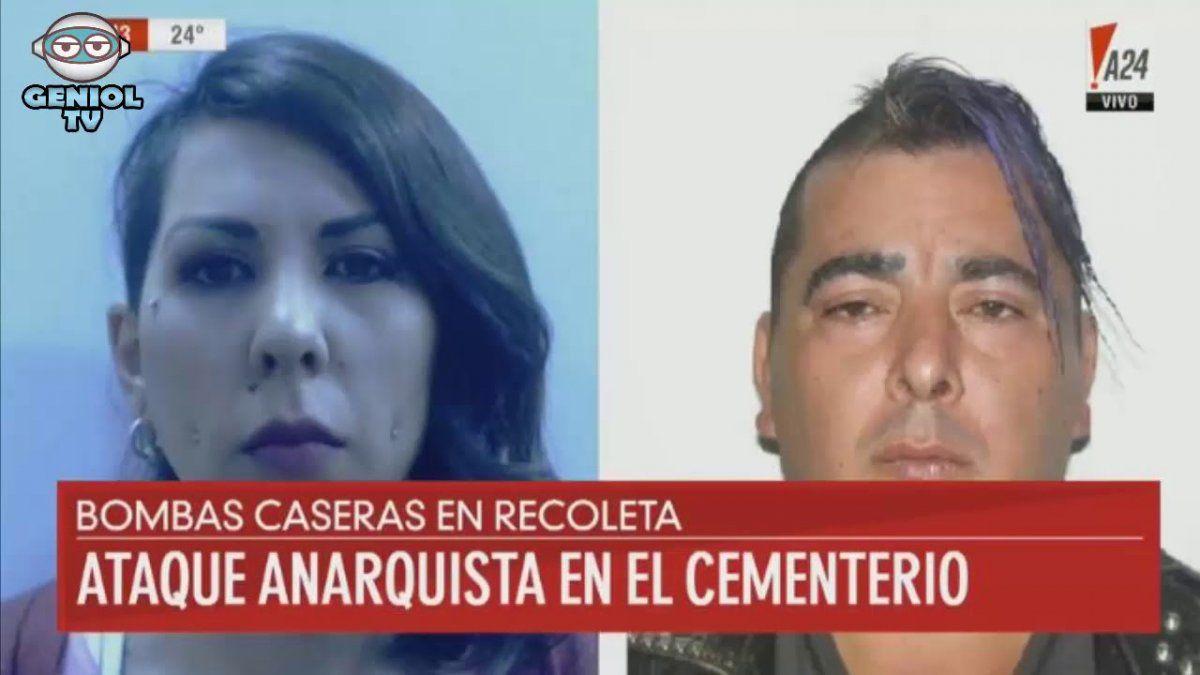 Anahí Esperanza Salcedo (34) y Hugo Alberto Rodríguez (38)