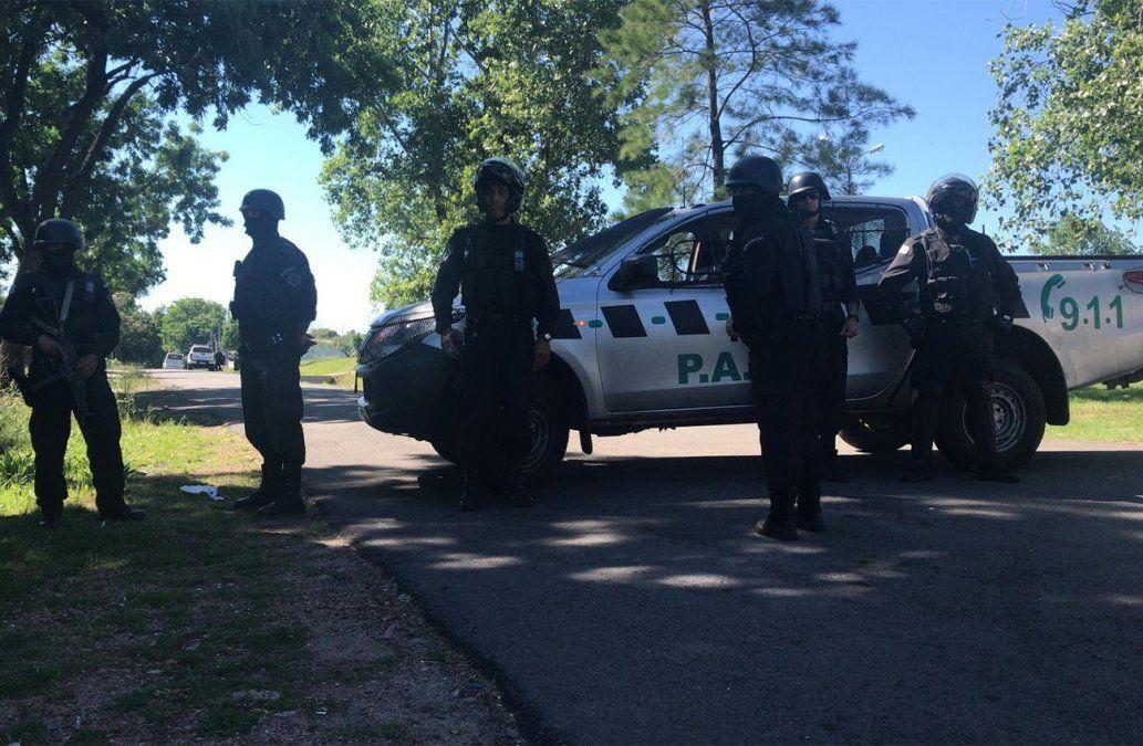 Operativo policial en el 40 Semanas culminó con 13 detenidos por robo de energía
