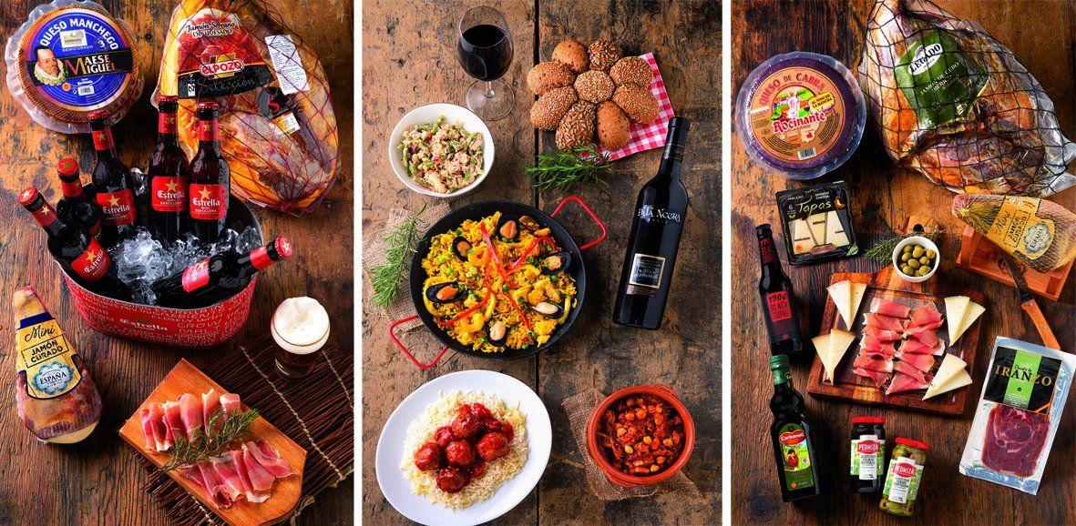 Tienda Inglesa celebra la Fiesta de España con variedad de productos y un viaje para dos personas