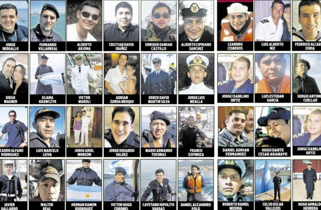 Tras el hallazgo del Ara San Juan, familiares van por verdad y justicia