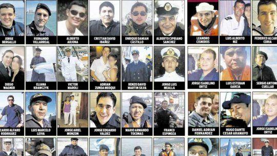 """Tras el hallazgo del Ara San Juan, familiares van por """"verdad y justicia"""""""