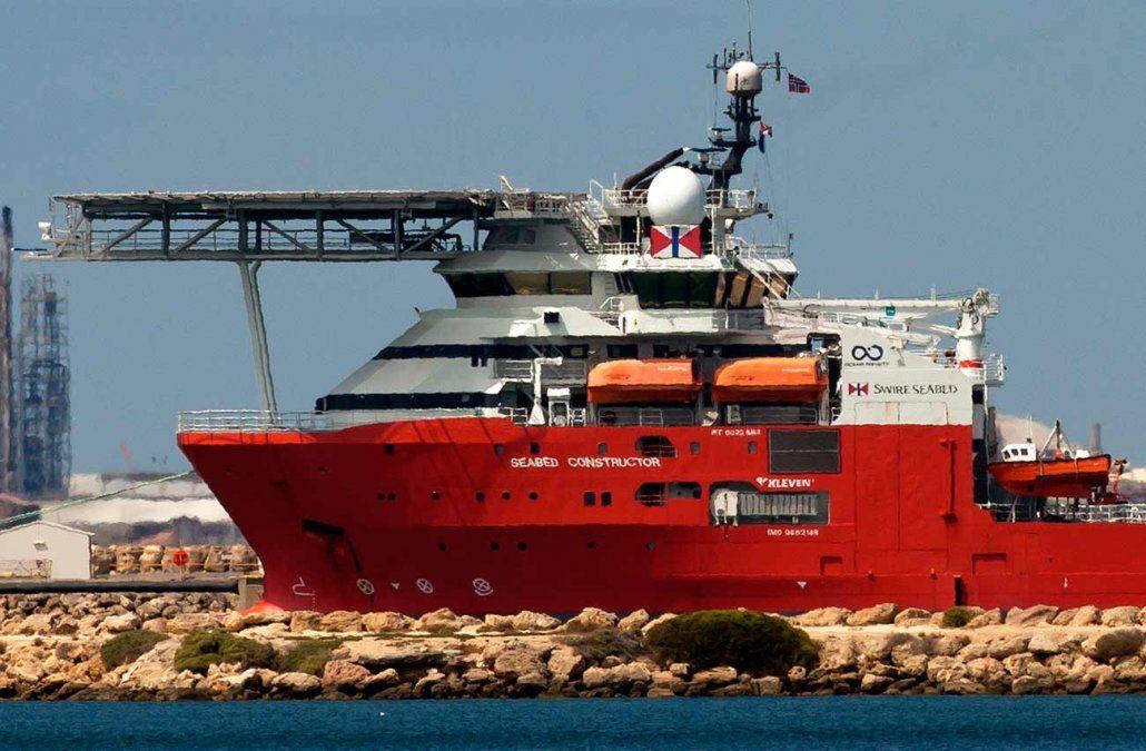 ¿Cuánto cobrará Ocean Infinity, la empresa que encontró el Ara San Juan?