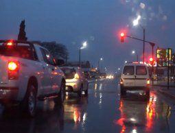 Alerta amarilla por tormentas fuertes y lluvias intensas afectará a ocho departamentos