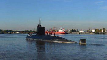 ¿Qué dice el informe sobre las condiciones en que está el submarino?