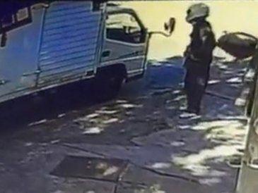 Tiroteo entre delincuentes y la Policía terminó con un vecino herido